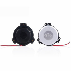 Image 4 - 1 PC Sounderlink Low Frequency Vibration Speaker Subwoofer Resonance For Music  cushion Car seats, Home Theater Massage sofa