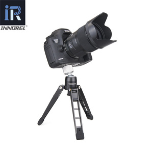 Image 5 - RM60CK Professional Video Monopod Kit 10 Layer Carbon Fiber for DSLR Camera Gopro Telescopic add Fluid Head Tabletop Tripod Base