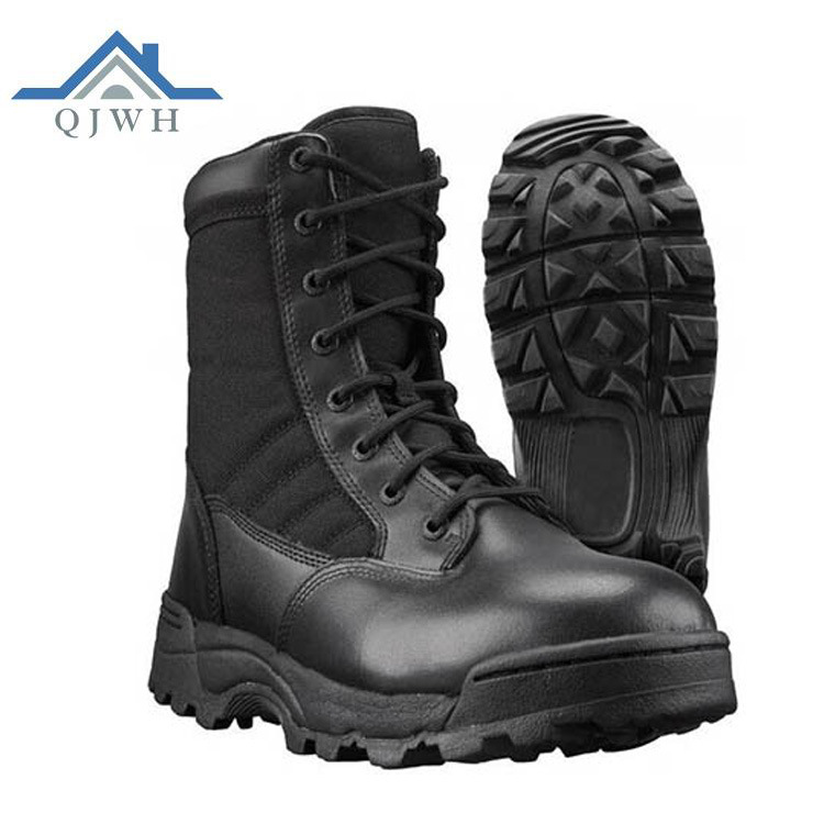 Autumn And Winter Outdoor Special Forces Tactical Combat Boots Hight-top Desert Combat Boots MEN'S Shoes Desert Boots Hiking Sho