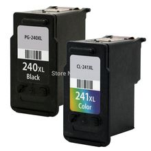 vilaxh PG-240 CL-241 Ink Cartridge for Canon PG240 CL241 For Canon PIXMA MG2120 MG2220 MG3120 MG3220 MX434 MX514 MG4120 MG4220 1set pg540 pg 540 pg540xl refurbished ink cartridge pg 540xl cl 541xl for canon mx372 mx432 mx512 mg2120 mg3120 3220 mg4120 4220