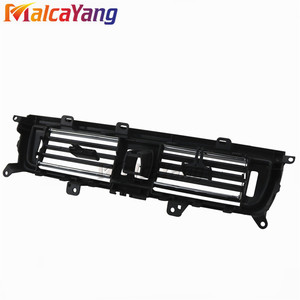 Image 3 - 2 Styles Front Console Grill Dash AC Air Conditioner Vent For BMW F10 F11 F18 520i 523i 525i 528i 535i .