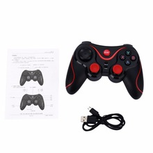 Bluetooth Gamepad Wireless Joystick Joypad Gaming Controller Remote Control For Tablet PC For Android Smartphone With Holder все цены