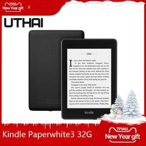 "Image 2 - Kindle paperwhiteブラック32ギガバイト電子ブック電子インク画面wifi 6 ""ライトワイヤレスリーダー in内蔵したバックライト電子書籍リーダー"