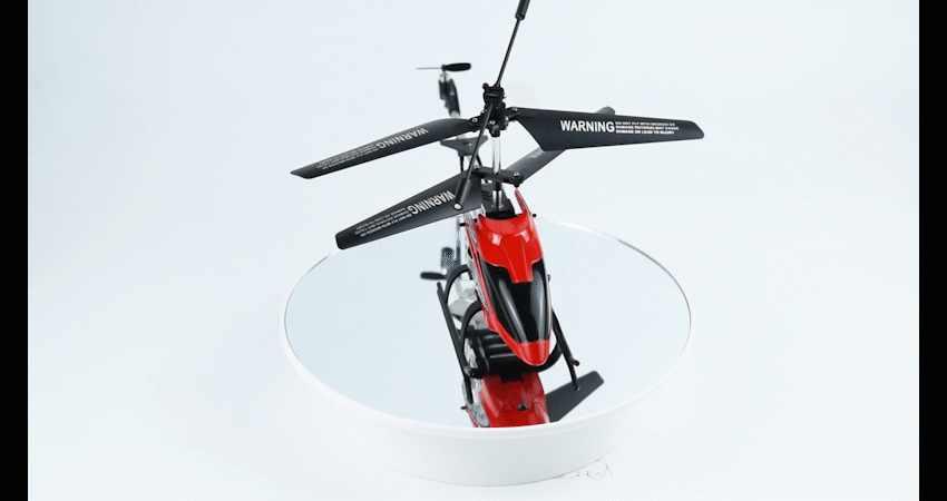 RC Elicottero 3.5 CH Radio Elicottero di Controllo con la Luce del LED Quadcopter Per Bambini Regali Di Natale Infrangibile Giocattoli Volanti Modello