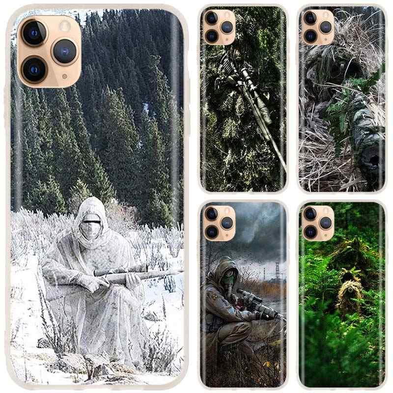 coque iphone 12 scarecrow