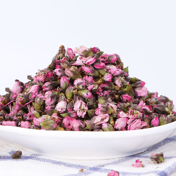 цена на Natural Peach Blossom Decorative Dried Flowers Pink Dried Natural Flowers Buds Organic Dried Flowers Buds 500g Peach Blossom Tea