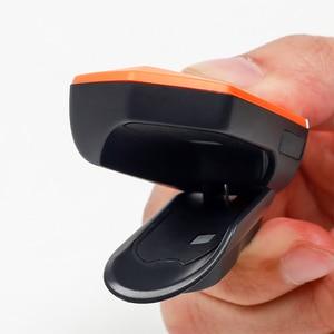 Image 4 - Rechargeable Finger Pulse Oximeter Oximetro De Dedo blood oxygen Heart Rate Monitor Spo2 Sports Pulsioximetro