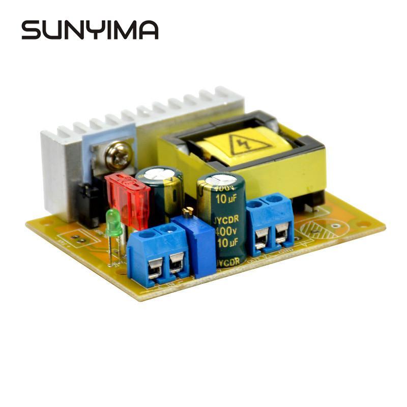 Corriente Directa-corriente directa 10-32V a 45-390V Convertidor de refuerzo de alto voltaje Step-Up módulo de refuerzo