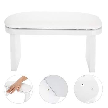 Manicure Hand Pillow Nail Arm Rest Cushion Table Mat Wrist Salon