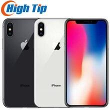 Oryginalny Apple iPhone X Face ID 64GB/256GB ROM 5.8