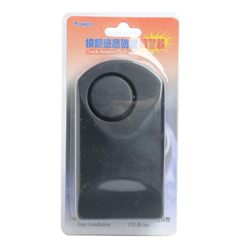 Safety Portable Door Handle Alarm Home Dorms Entry Security Knob Anti-Theft 90dB Sound Alarm