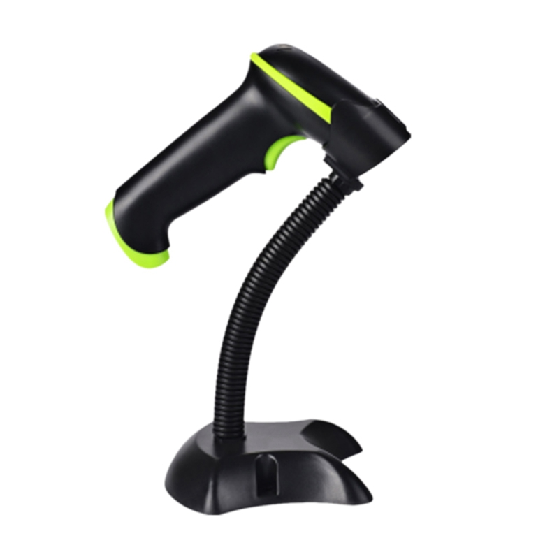 YHD 8100G 1D Wired Scanner One Dimensional Barcode Scanner with Stand|  - title=