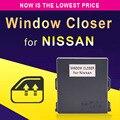 Carro auto janela fechar para nissan rogue sentra versa nota 4 portas porta do veículo de vidro fechamento automático fechar o módulo windows