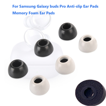 3pair (L M S) earbuds Ear Padsfor Samsung Galaxy Buds Pro, memory foam earbuds, Anti-slip, No Fall Out, Noise Canceling ear tips