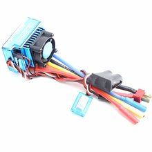 3650 3900KV Waterproof Brushless Motor 60A Electronic Speed Control RC ESC Programmer Card kit for 1/10 RC Car Truck Model Toy waterproof 3650 4300kv brushless motor 60a esc for 1 10 rc car truck durable high quality