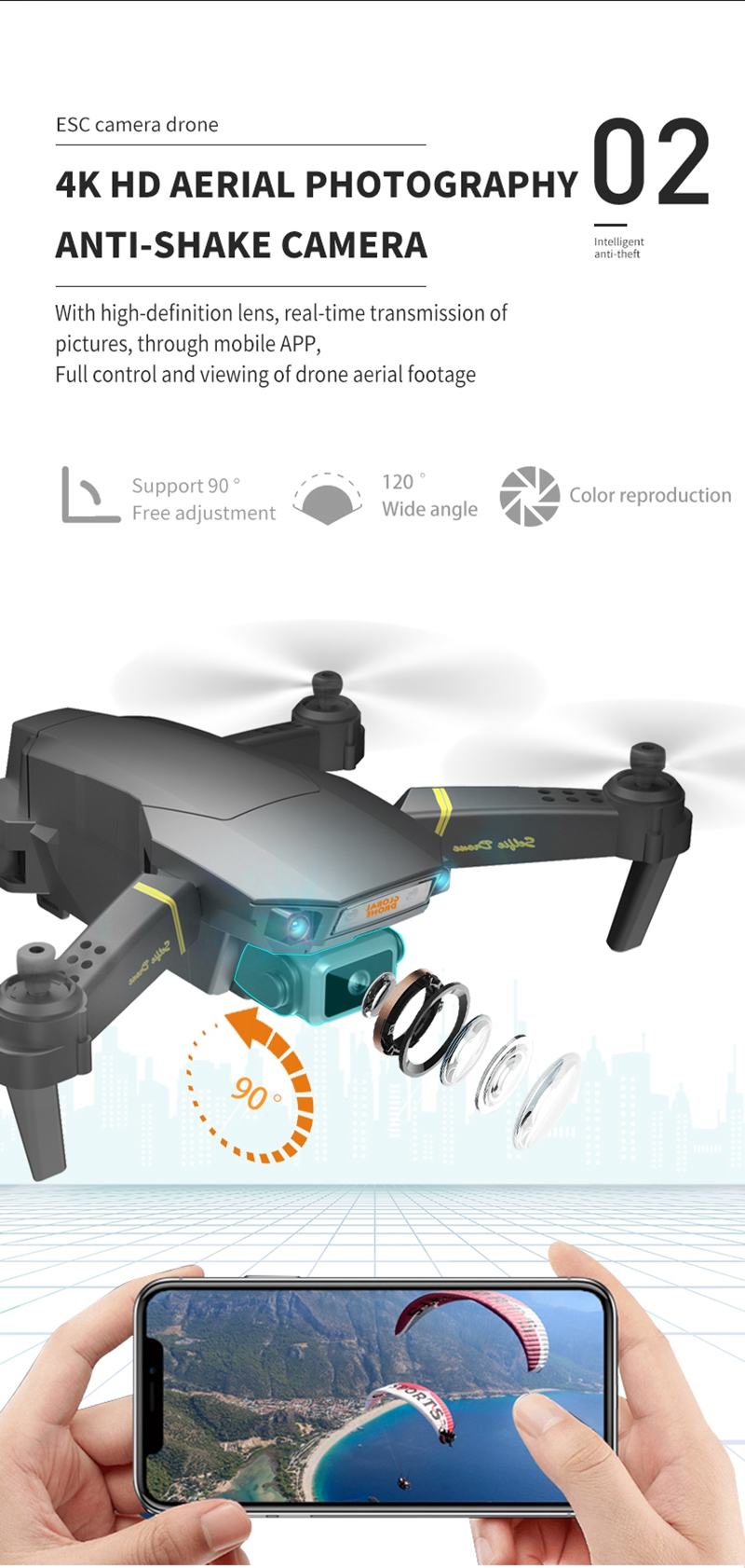 Cheap RC Quadcopter