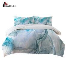 Комплект постельного белья miracille льняной пододеяльник в