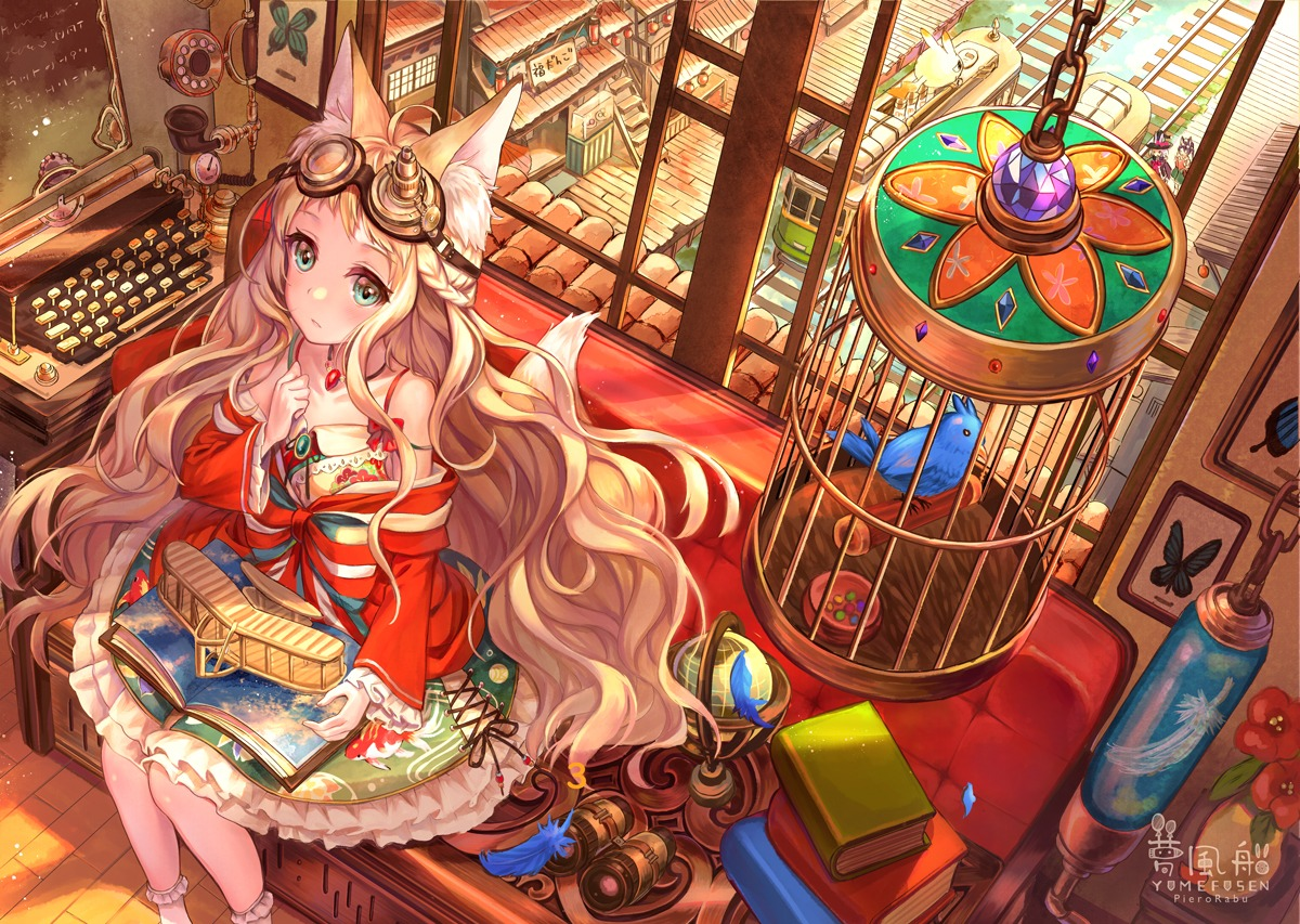 【少女前线】日本画师花染なぎさ插画作品_图片 No.7
