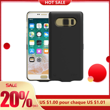 Battery-Charger-Cases Back-Clip Power-Bank Mobile-Phone Redmi Wireless XNCORN for To