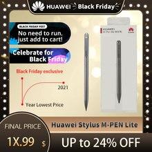 Huawei Mediapad M5 Lite 용 기존 화웨이 스타일러스 M PEN 라이트 matebook E 2019 Mediapad M6 용 용량 성 펜 스타일러스 타블렛 펜