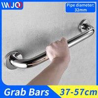 Поручень для ванной комнаты из нержавеющей стали для инвалидов безопасность для ванной ручка настенное крепление для ванной поручни для по...