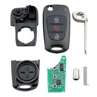 Car Smart Remote Key 3 Buttons Fit for Kia Sportage Soul 2010-2013 315MHz