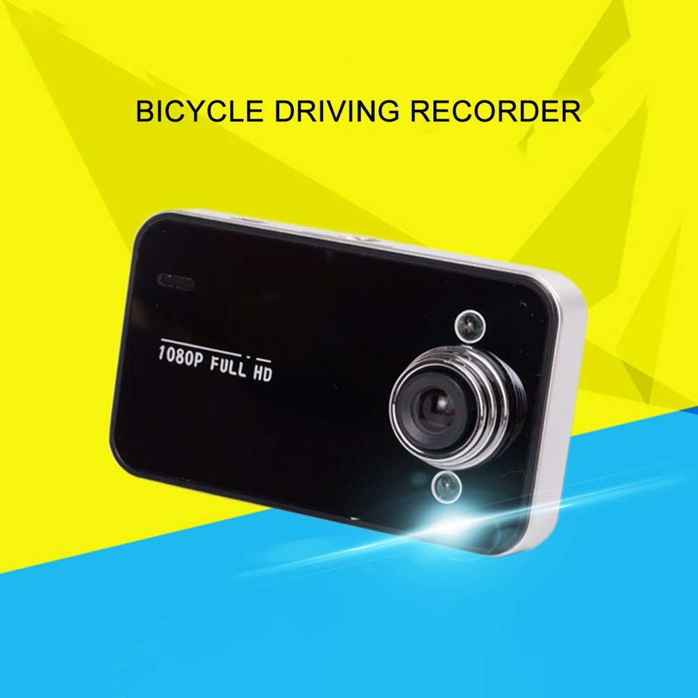 <font><b>Dvr</b></font> Mini Camera Recorder <font><b>K6000</b></font> Camcorder 1080 Full Hd Drive <font><b>Car</b></font> Tachograph 90 Degree Shooting Angle Night Vision Dash Cam image