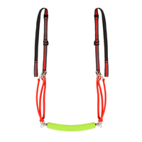 Horizontal Resistance Band Home Fitness Exercise Rope Trainer Gym Pull Up Strengthener Arm Elastic Single Bar Assistant