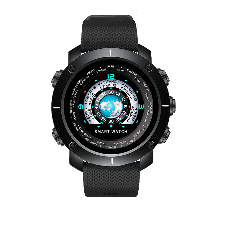 Bozlun W30 Mannen Vrouwen Horloge mince brassard Slaap Traker 3D UI Bluetooth Sport calories Testen Hartslag Oproep Herinn