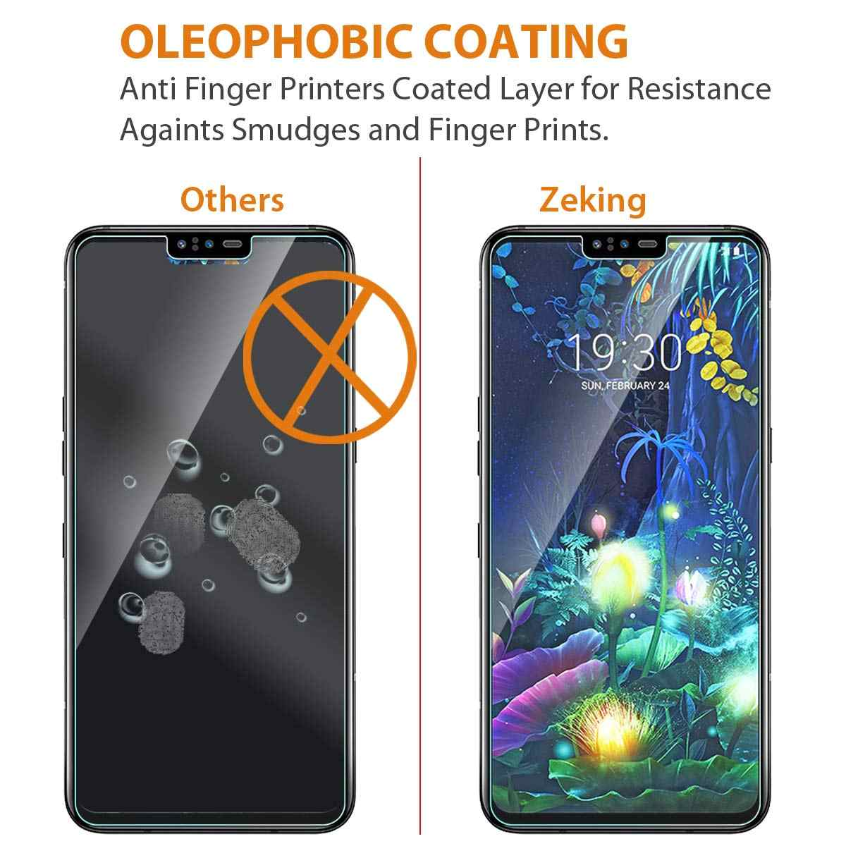 HAIJUN Phone Screen Film 100 PCS 0.26mm 9H 2.5D Explosion-Proof Tempered Glass Film for Sony Xperia XZ4 Anti-Scratch Tempered Glass