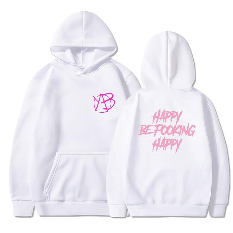 Yungblud Harajuku Style Hooded Top Men Women's Sweatshirt Long Sleeve Winter Top Teenagers Women's Hoodie Kawaii Streetwear Tops 7
