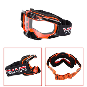 Image 2 - POSSBAY Motorcycle Dirt Bike Racing Goggles MX Off Road Glasses Motorbike Outdoor Sport Oculos Cycling Goggles Motocross Gafas