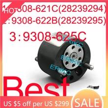 ERIKC 9308 621C 제어 밸브 28239294 9308 625C 인젝터 9308 622B 디젤 618C 29239295 CR 노즐 28277709 for Delphi KIA NISAN