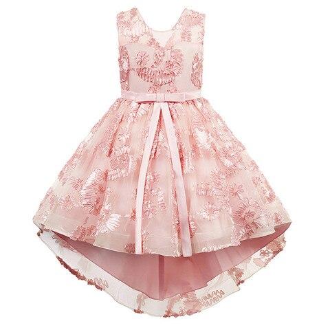 vestido de verao criancas meninas roupas idade 2 10 anos