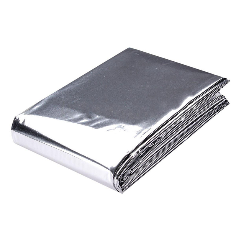 2pc Garden Wall Mylar Film Covering Sheet Hydroponic Highly Reflective