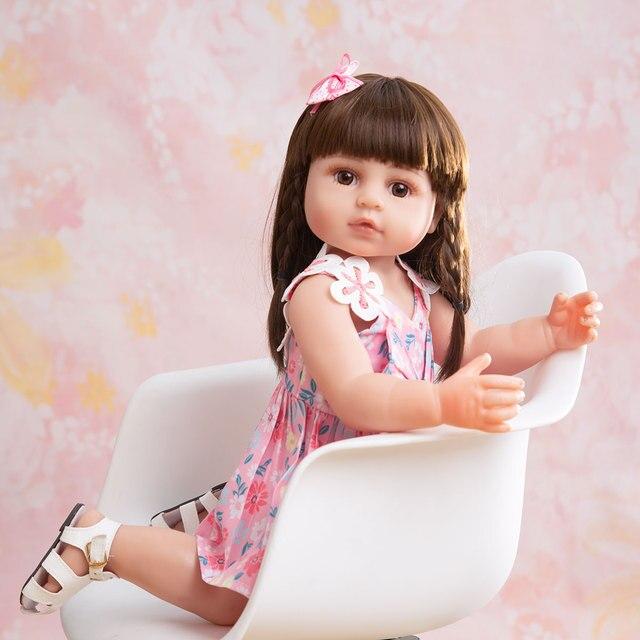 Кукла-младенец KEIUMI 22D104-C604-H104-S34-H162 1
