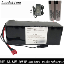 цена на laudation 36v 12ah electric bike battery 18650 battery pack 36V8ah 10ah 12ah 500W High Power and Capacity 42V Motorcycle Scooter