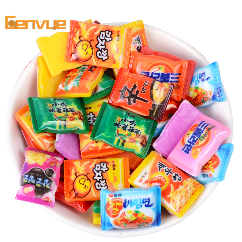Instant Noodles Modelling Clay Soft Lizun DIY Charms For Slime Accessories Toys Kit Plasticine Addition Slime Supplies For Child