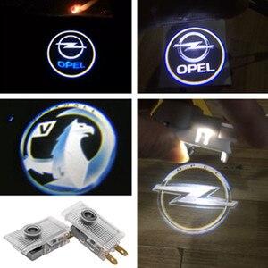 2X Car LED Door Welcome Laser