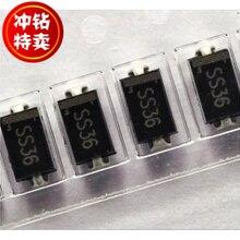 цена на 20pcs New SMD Schottky Diode SR360 SS36 3A 60V