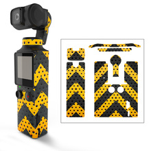 Pocket Gimbal Camera 3M Sticker Skin Decals For FIMI PALM Pocket Camera Accessories