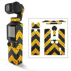 Image 1 - Túi Gimbal Camera 3M Miếng Dán Da Tường Cho Fimi Lòng Bàn Tay Bỏ Túi Phụ Kiện