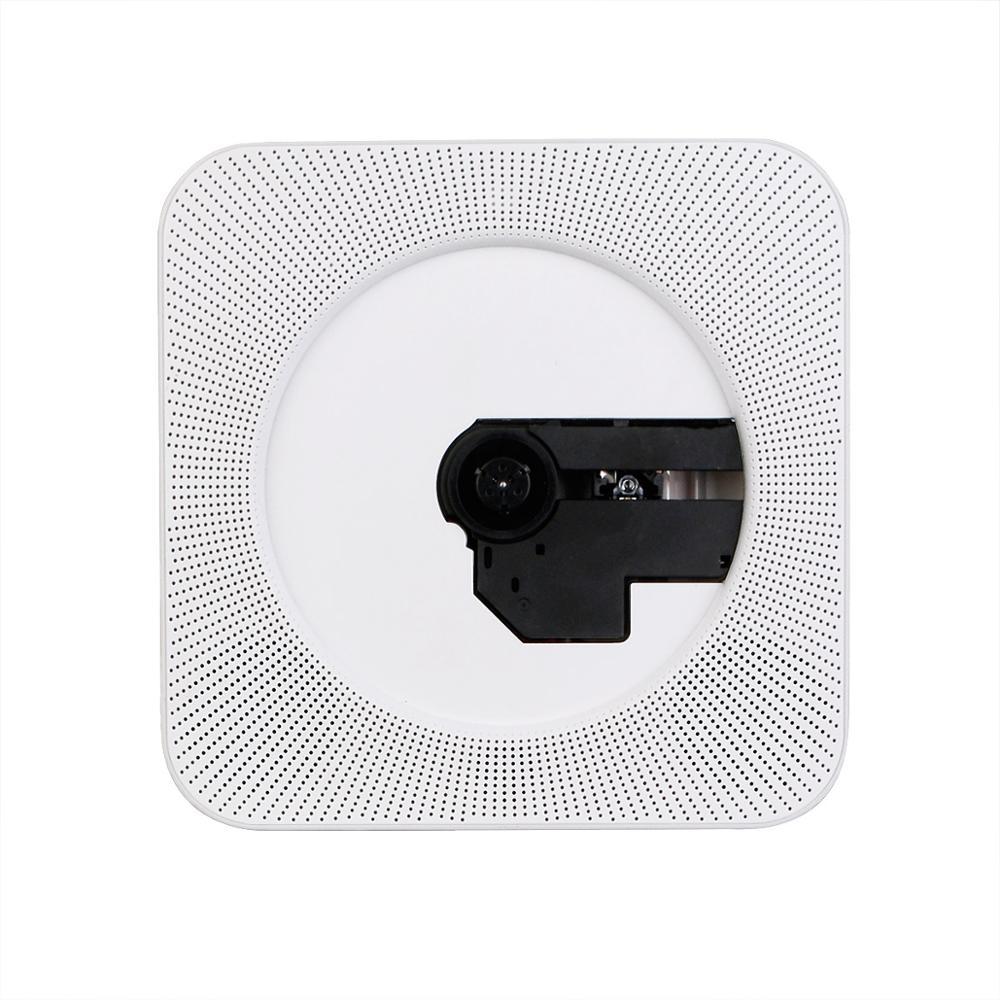 Retekess TR609 настенный CD плеер с fm радио Bluetooth динамик MP3 плеер дистанционное управление AUX аудио вход - 2