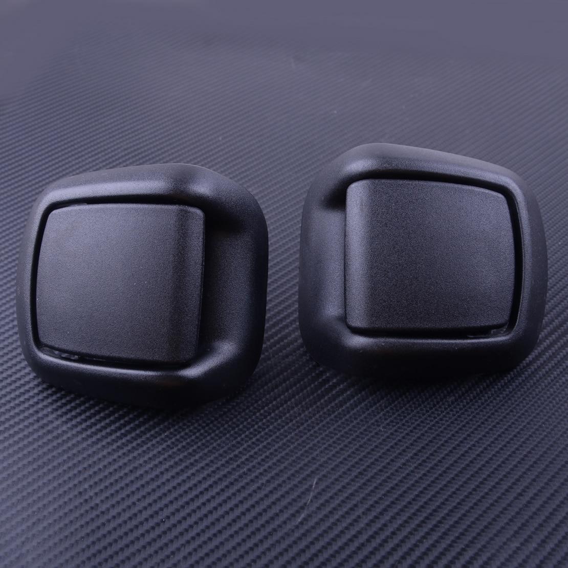 1417520 1417521 1Pair Car Front Right Left Seat Tilt Handle Fit For Ford Fiesta MK6 VI 3 Door 2002 2003 2004 2005 2006 2007 2008