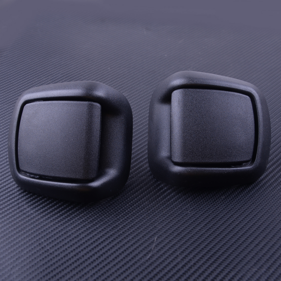 1417520 1417521 1Pair Car Front Right Left Seat Tilt Handle Fit For Ford Fiesta MK6 VI 3 Door 2002 2003 2004 2005 2006 2007 2008 image