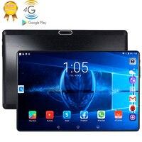 CARBAYTA 2020, 10,1 дюймов, Android 9,0, четыре ядра, 3G, планшет, ПК, 6 ГБ + 128 ГБ, WiFi, ноутбук, 3G, 4G, LTE, планшет для звонков, ПК, планшеты 10