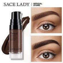 SACE LADY – Gel résistant à l'eau pour définition des sourcils, maquillage yeux, cire durable 48 heures, teinté, crème lisse, pommade, produit cosmétique