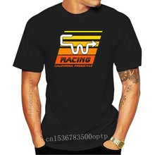Cw Racing, Bmx, T-Shirt, Trick Star, California Freestyle, Bike,T-Shirt, Shop Loose Size Top Tee Shirt