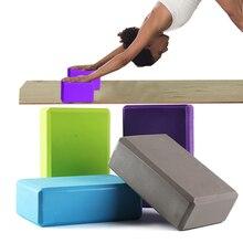 Yoga Block Set Yoga Elastic Strap Belt EVA Fitness Brick Stretch Cotton Band for Pilates Meditation Training Exercise Equipment