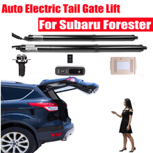 Car Electronics smart automatic electric tail gate lift For Subaru Forester 2013-2016 2017 Tailgate Remote Control Trunk Lift car electric tail gate lift special for lexus es 2018 easily for you to control trunk